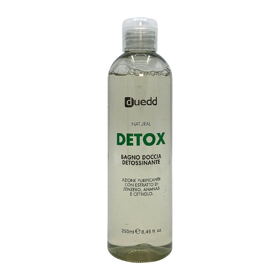Bagno/doccia Natural Detox detossinante