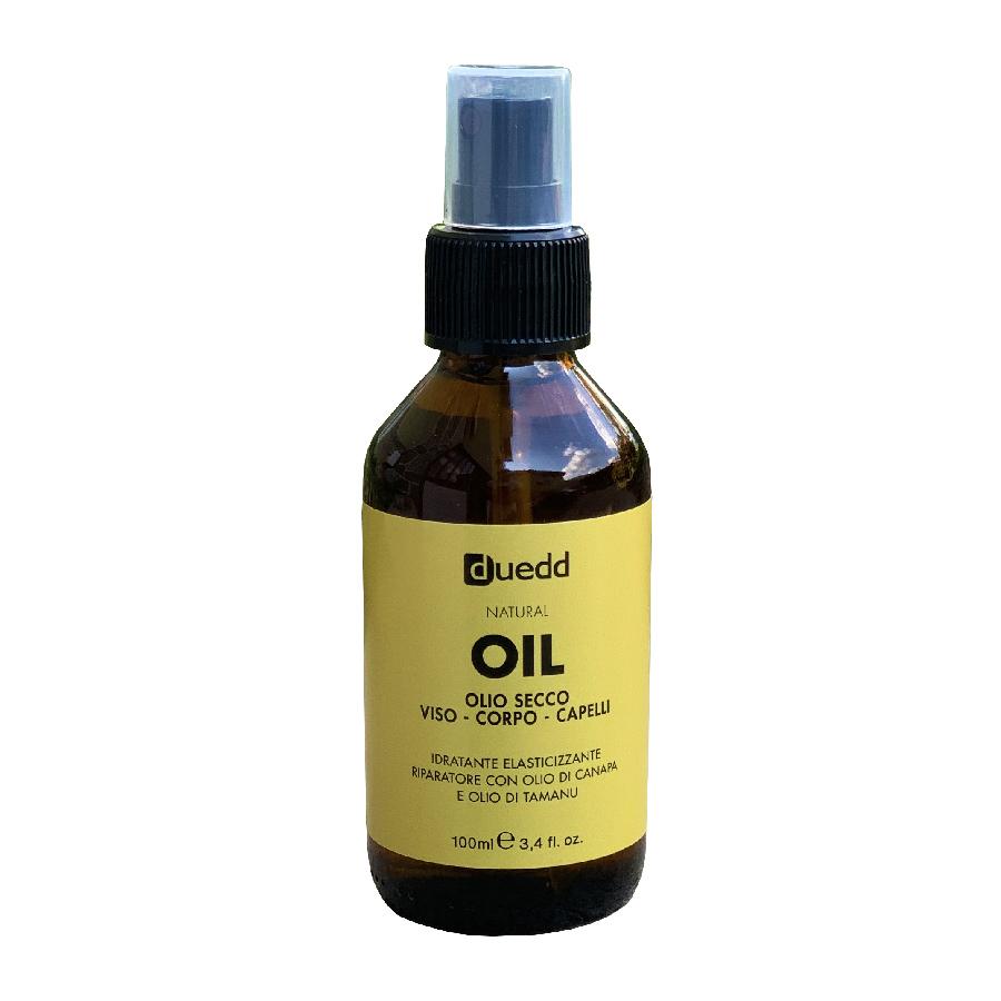 OIL olio secco viso, corpo e capelli