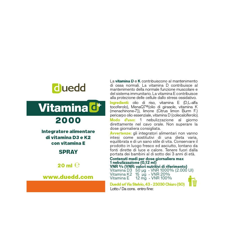 Vitamina d+