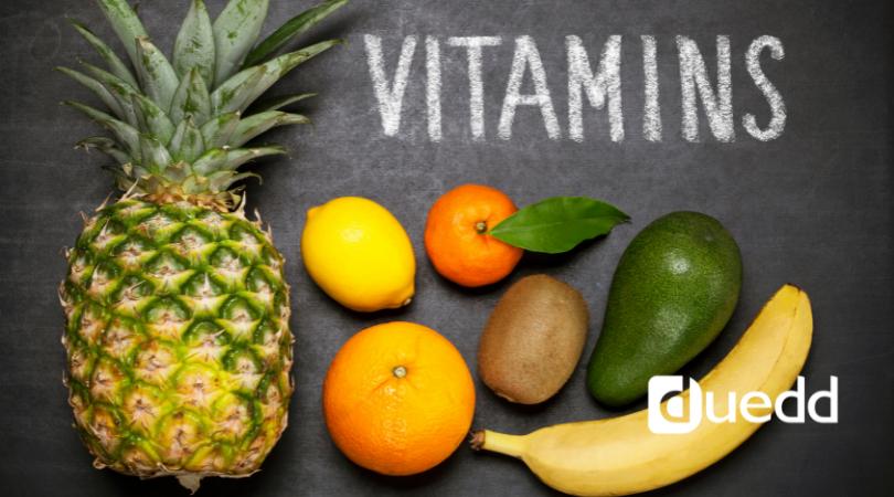 Le vitamine per la pelle