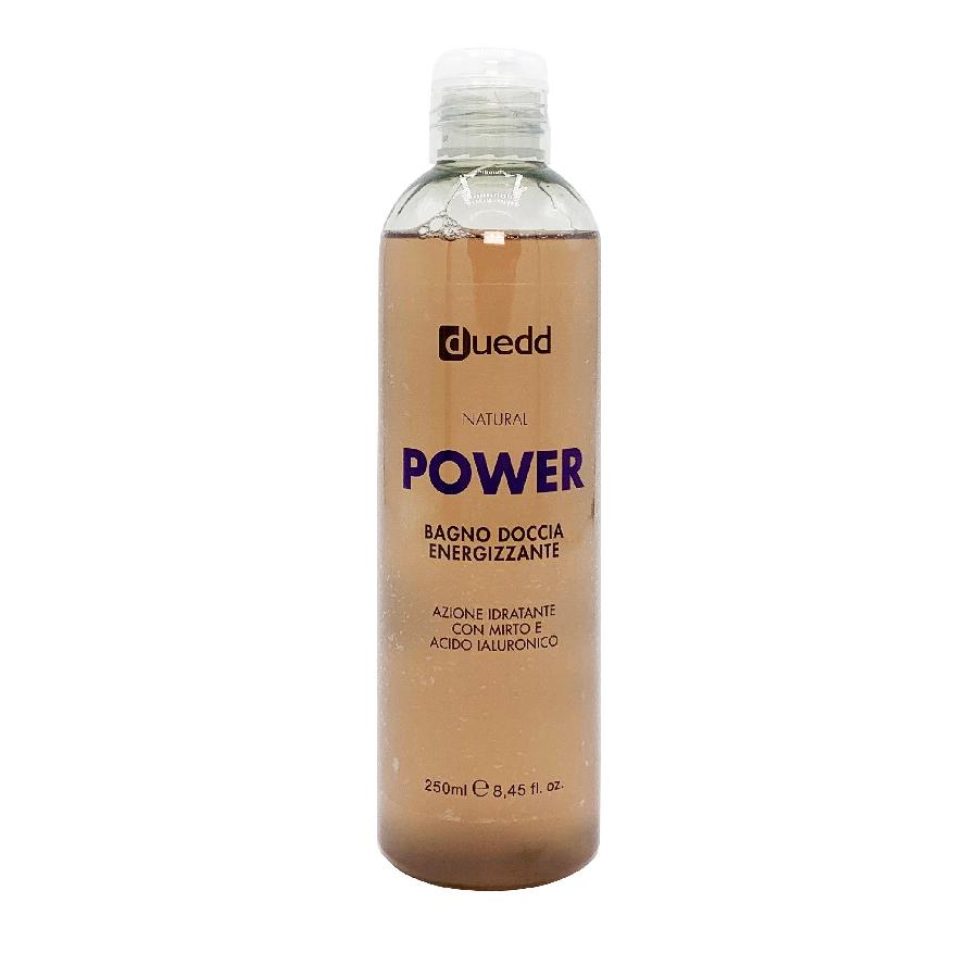 Bagno/doccia Natural Power energizzante e idratante