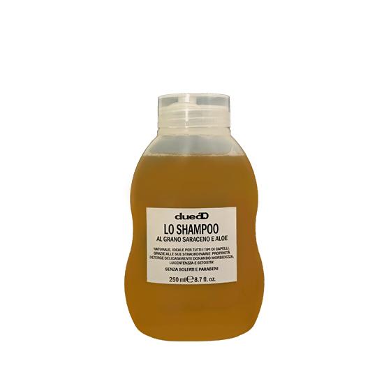 Lo Shampoo al grano saraceno e aloe
